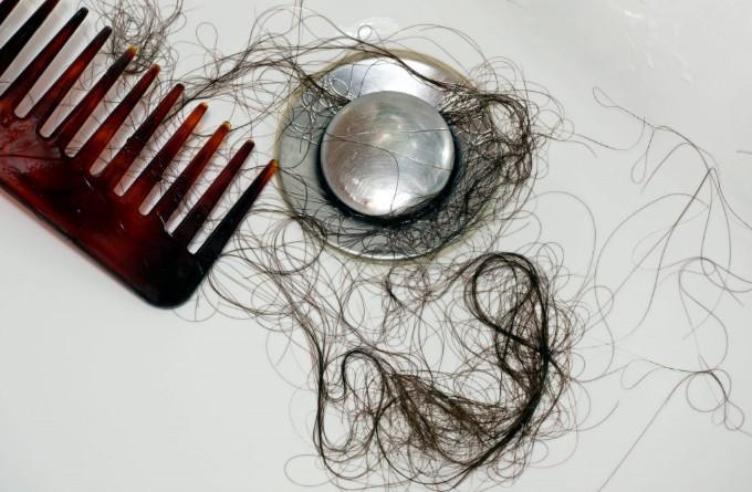 hair clogs in bathroom drain